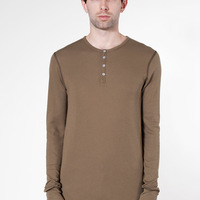 t457 Baby Thermal L/S Henley