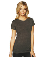 Ladies Polyester Blend T Shirt