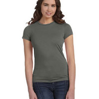 Ladies' Poly-Cotton Short-Sleeve T-Shirt