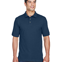 Men's 6 oz. Ringspun Cotton Piqué Polo
