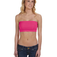 Ladies' Cotton Spandex Bandeau