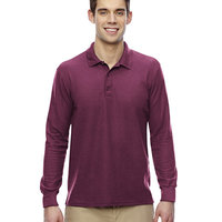 Dryblend Long Sleeve Polo