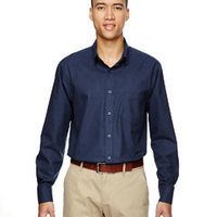 Men's Paramount Wrinkle-Resistant Twill Checkered Shirt
