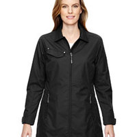 Ladies' Excursion Lightweight Jacket with Fold Down Collar