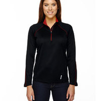 Ladies' Radar Quarter-Zip Performance Top