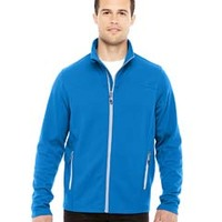 Men's Torrent Interactive Textured Performance Fleece Jacket