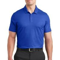 Golf Dri FIT Embossed Tri Blade Polo