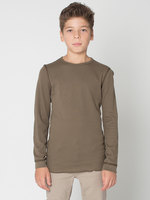 T207 Youth Baby Thermal L/S T-Shirt