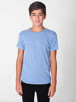 TR201 Youth Tri-Blend S/S T-Shirt