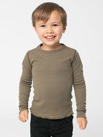 T107 Toddler Baby Thermal L/S T-Shirt