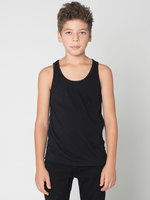 BB208 Youth Poly-Cotton Tank