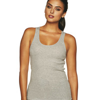 2x1 Ladies' Cotton Tank