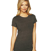 Ladies' Polyester Blend T Shirt