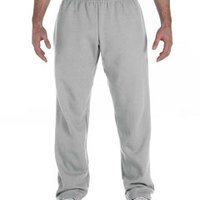 Heavy Blend Open-Bottom Sweatpants