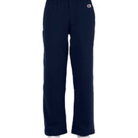 Youth Open-Bottom Fleece Pant