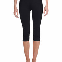 Ladies Capri Fit Legging