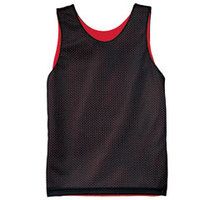 Youth Reversible Mesh Tank Top