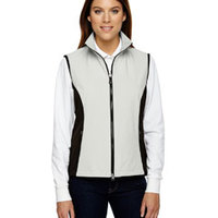 Ladies' Three-Layer Performance Soft Shell Vest