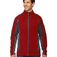 Men's Generate Textured Fleece Jacket