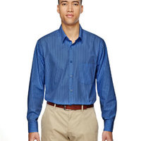 Men's Align Wrinkle-Resistant Vertical Striped Shirt