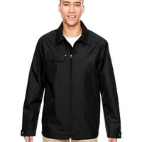 Men's Excursion Lightweight Jacket with Fold Down Collar