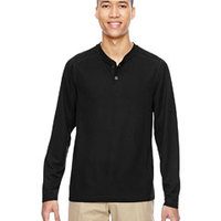 Men's Excursion Nomad Performance Waffle Henley