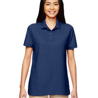 Ladies' DryBlend® 6.3 oz. Double Piqué Polo