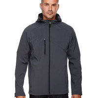 Men's Prospect Bonded Soft Shell Hooded Jacket
