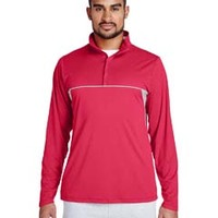Men's Excel Mélange Quarter-Zip