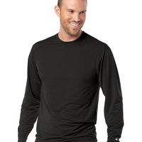 Poly Spandex Performance Long Sleeve