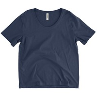 Wide Neck T Shirt